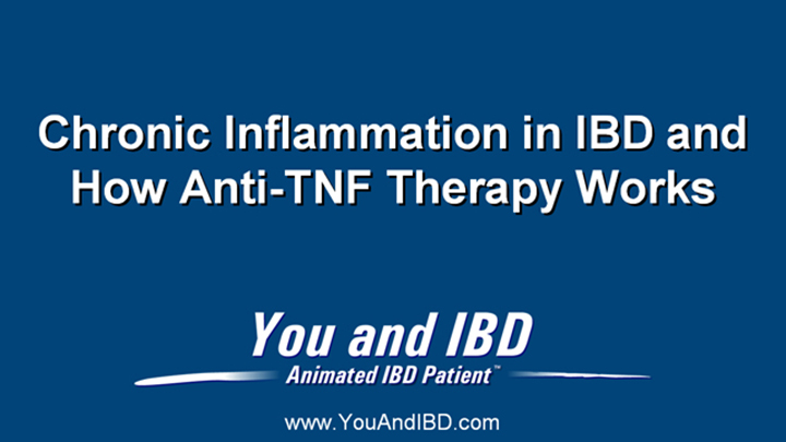Anti-TNF Therapy and IBD