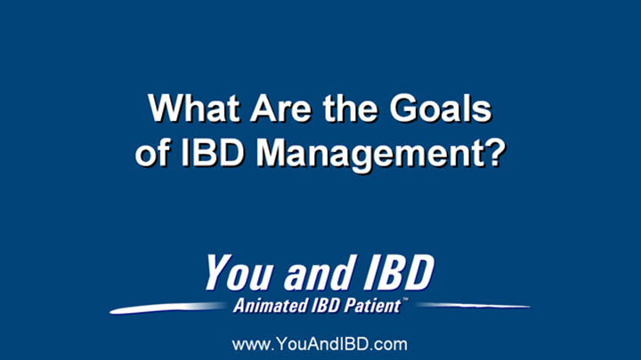 Goals of IBD Management