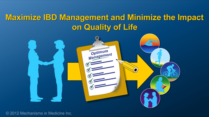 Quality of Life and IBD
