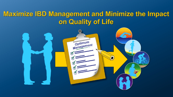 Animation - Goals of IBD Management